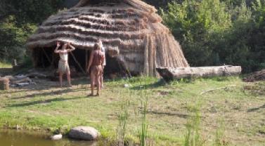 Wanderung in die Steinzeit