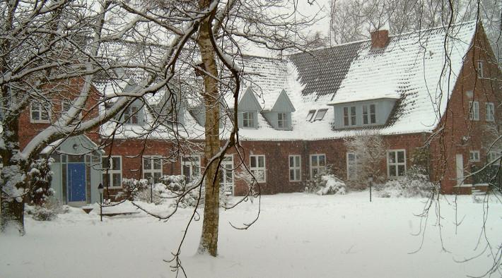 Winterstimmung: Silvester feiern in der Nordsee-Akademie