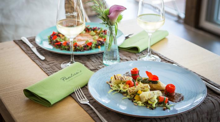 Regionale Köstlichkeiten in Paulsen´s Restaurant